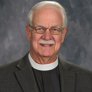 Rev. Dr. Robert Preece